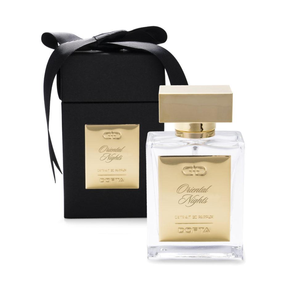 Dofta koncentreret parfume i duften Oriental Nights
