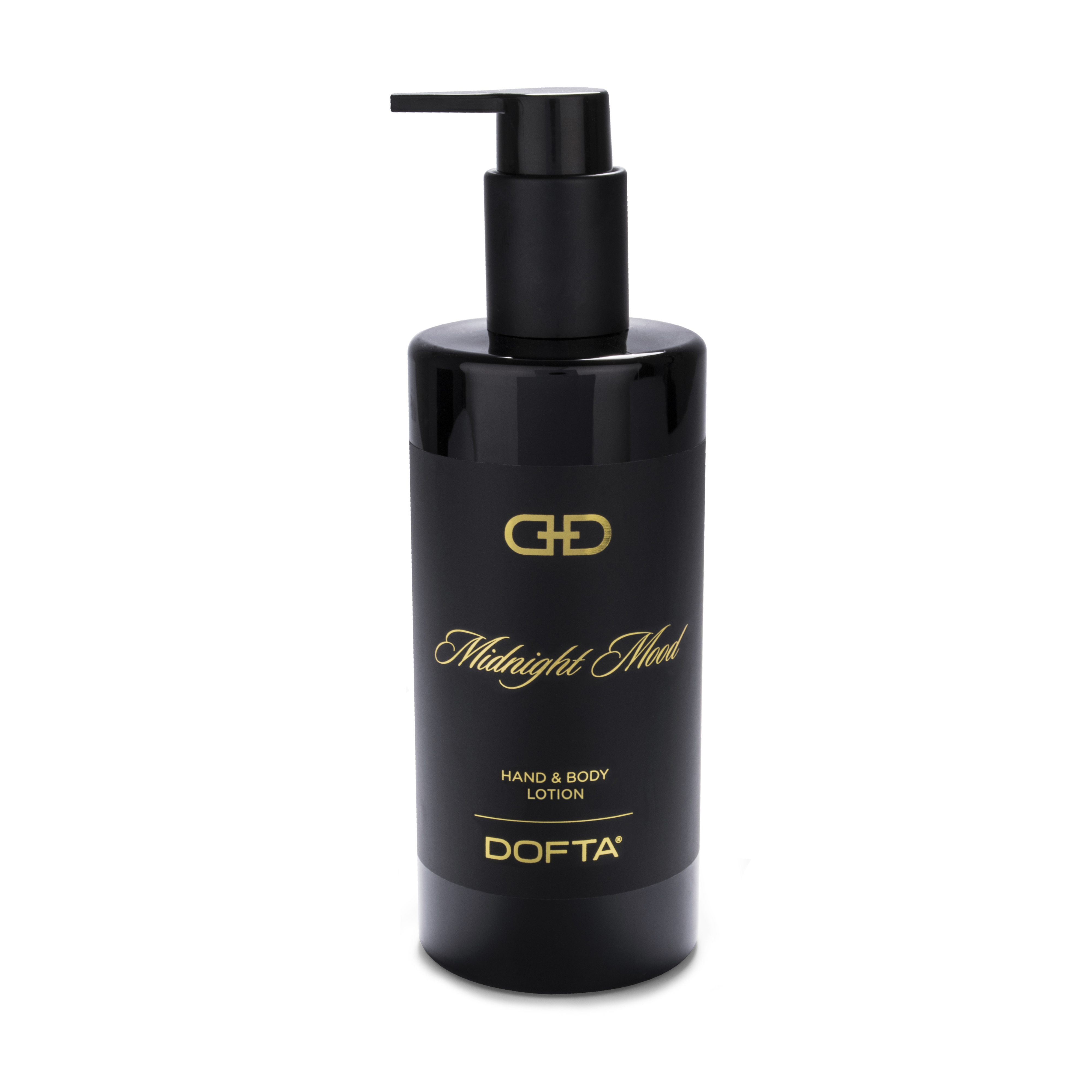 Midnight Mood - Black & Gold Hand & Body Lotion