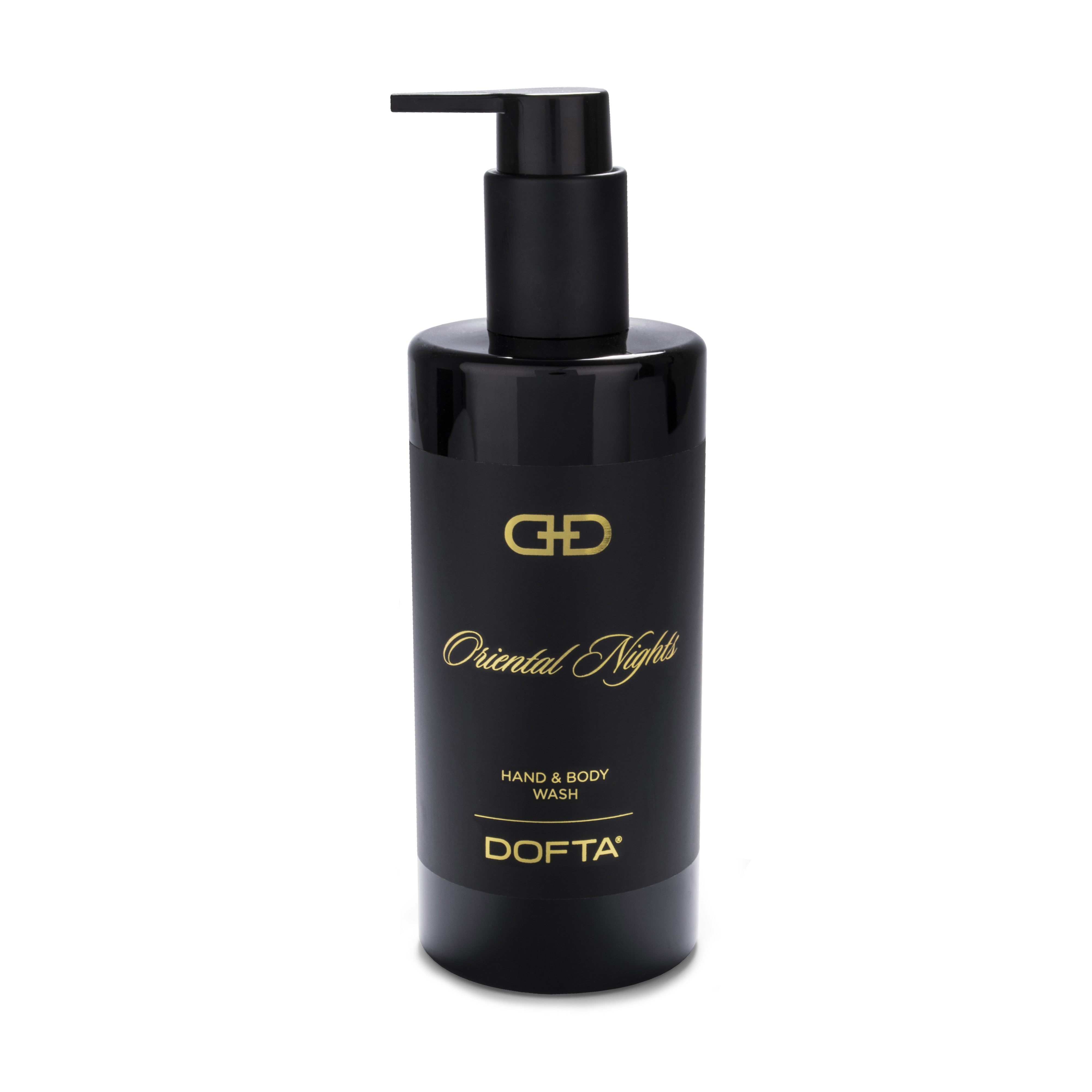 Oriental Nights - Black & Gold Hand & Body Wash
