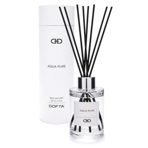 Duftpinde Black & White Aqua Pure DOFTA