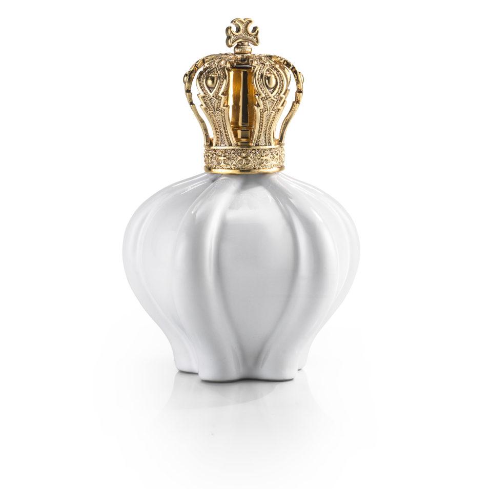 Duftlampe King Gold fra Dofta