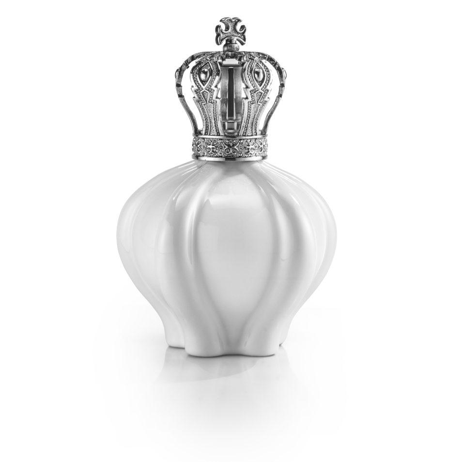 Duftlampe King Silver fra Dofta