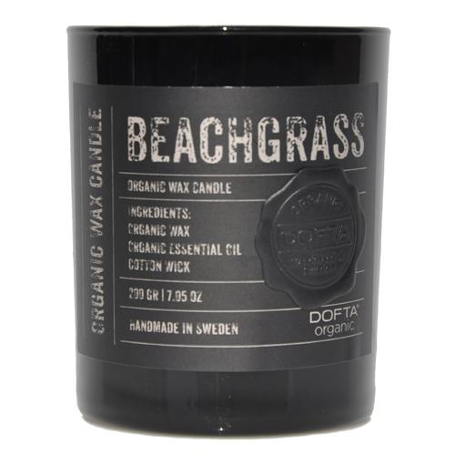 BeachGrass - Økologisk Duftlys