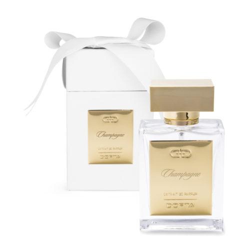 DOFTA Parfume - White & Gold med duft af Champagne