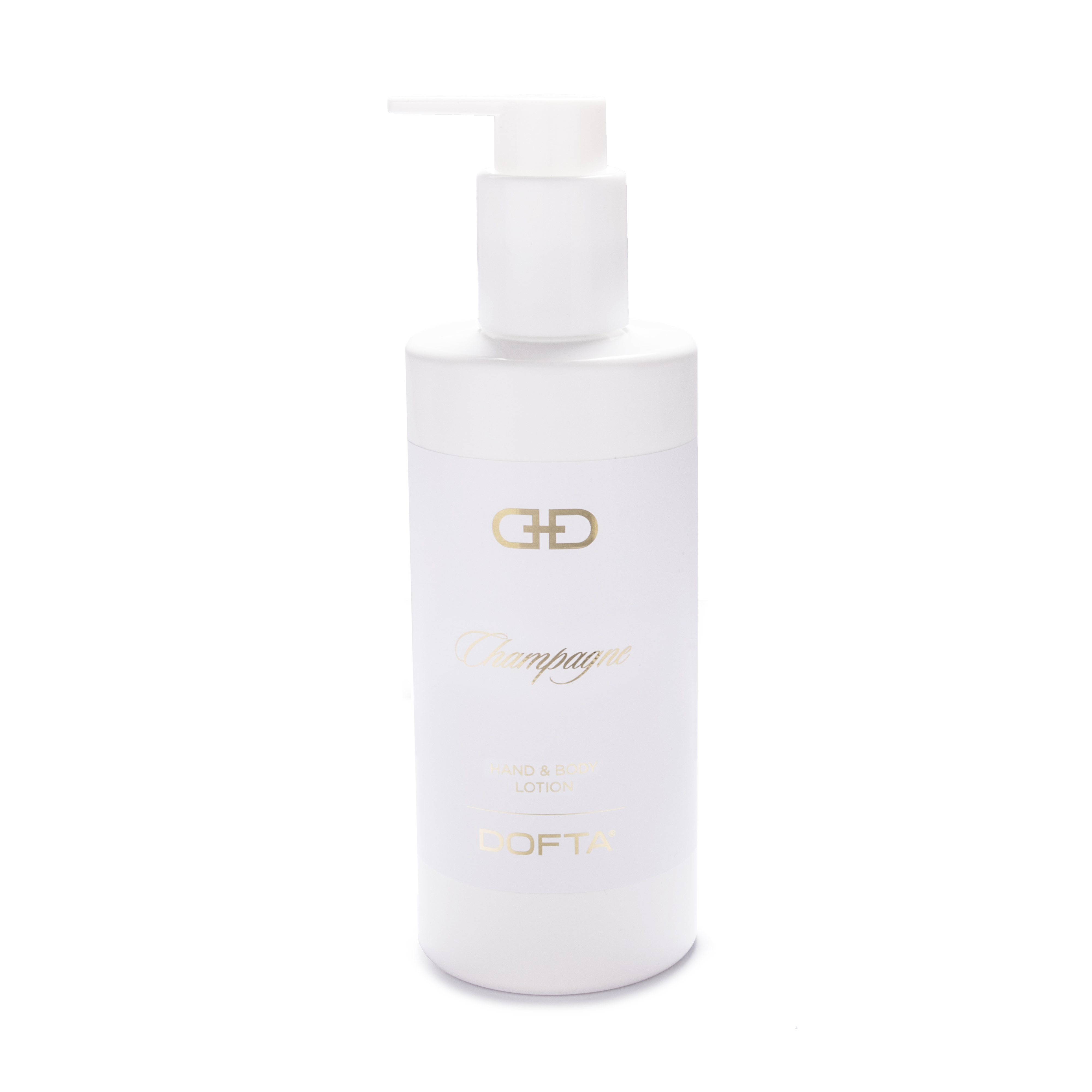 Champagne - White & Gold Hand & Body Lotion