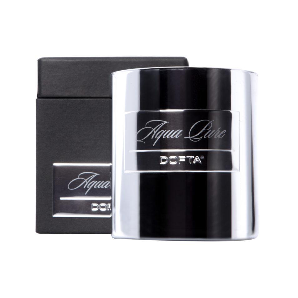 Duftlys Luxury med Aqua Pure duft